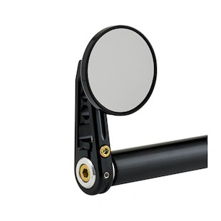 Joker Machine Small Round Bar End Mirror