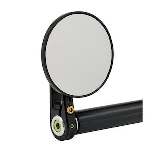 Joker Machine Large Round Bar End Mirror