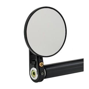 Joker Machine Large Round Bar End Mirror