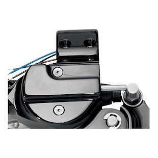 Joker Machine JX Round Front Master Cylinder Brake Switch For Harley