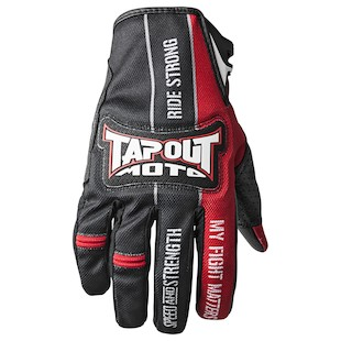 Speed and Strength Tapout Moto Gloves- (Size 2XL Only)