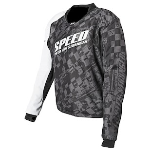 Speed and Strength Lunatic Fringe Mesh Jersey