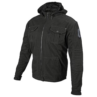Speed and Strength Dogs Of War Textile Jacket
