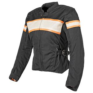 Speed and Strength American Beauty Women's Textile Jacket - (Sz XL Only)