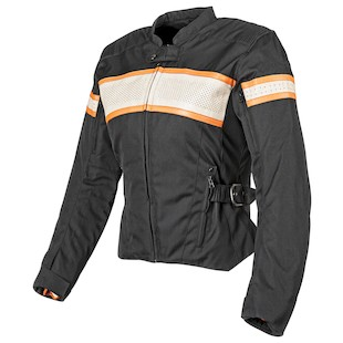 Speed and Strength Women's American Beauty Textile Jacket