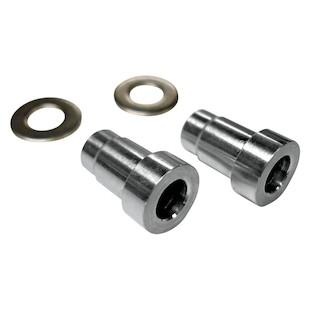 Joker Machine Mirror Adapter Bushings For Triumph