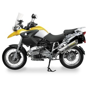 Two Brothers M-2 VALE Slip-On Exhaust BMW R1200GS 2005-2007