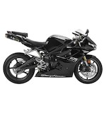 Two Brothers M-5 VALE  Slip-On Exhaust Triumph Daytona 675 2006-2012