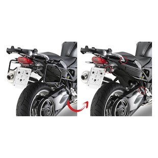 Givi PLR5109 Rapid Release Side Case Racks BMW F800GT 2013-2014