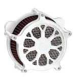 Roland Sands Venturi Delmar Air Cleaner For Harley Touring And Softail 2008-2016