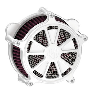 Roland Sands Venturi Raid Air Cleaner For Harley Touring And Softail 2008-2016