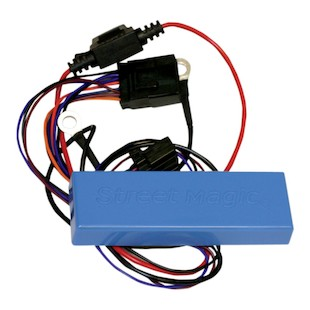 Custom Dynamics Slimline Load Equalizer Module For Harley Touring 2010-2013