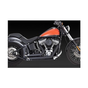 Vance & Hines VO2 Naked Air Intake Kit For Harley Twin Cam 1999-2015