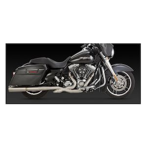 Vance & Hines VO2 Naked Air Intake Kit For Harley Touring 2008-2013