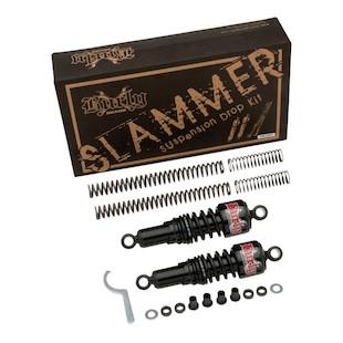 Burly Slammer Kit For Harley Dyna 2006-2014