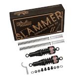 Burly Slammer Kit For Harley Dyna 2006-2016