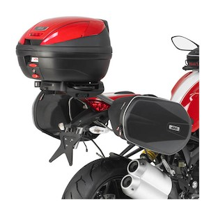 Givi TE7400 Easylock Saddlebag Supports Ducati Monster 1100 EVO