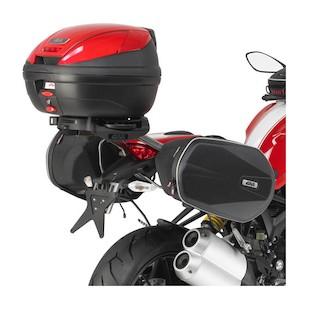 Givi TE7400 Easylock Saddlebag Supports Ducati Monster 1100 EVO