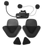 Cardo Scala Rider Q1 / Q3 / Qz Half Helmet Kit