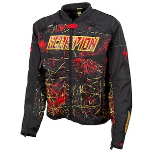 Scorpion Departed Jacket