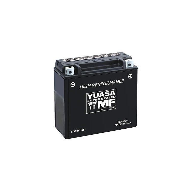 Yuasa High Performance AGM Battery