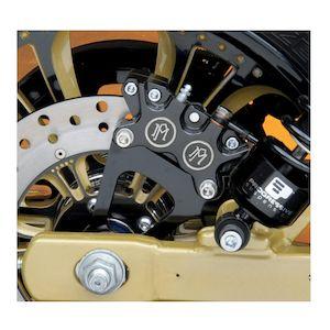 Performance Machine Classic Rear Caliper Kit For Harley Dyna 2000-2005