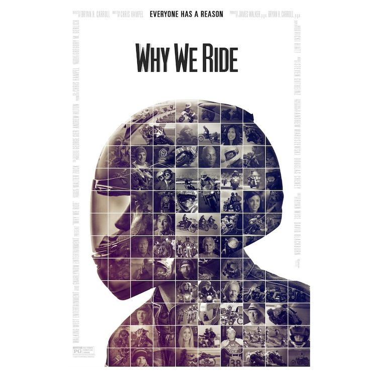 Why We Ride DVD
