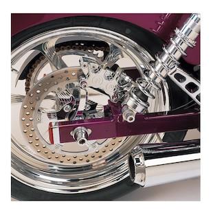 Performance Machine Classic Rear Caliper Kit For Harley Dyna 1991-1999