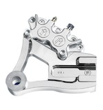 Performance Machine Classic Rear Caliper Kit For Harley Dyna 1991-1999