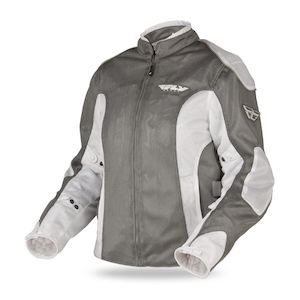 Fly Racing Street Coolpro II Women's Jacket (XS)