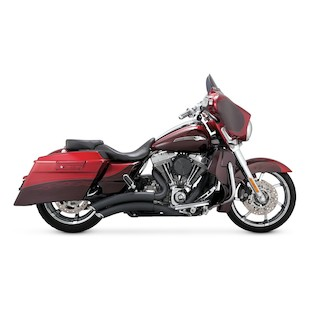 Vance & Hines Super Radius Exhaust For Harley Touring 2007-2015