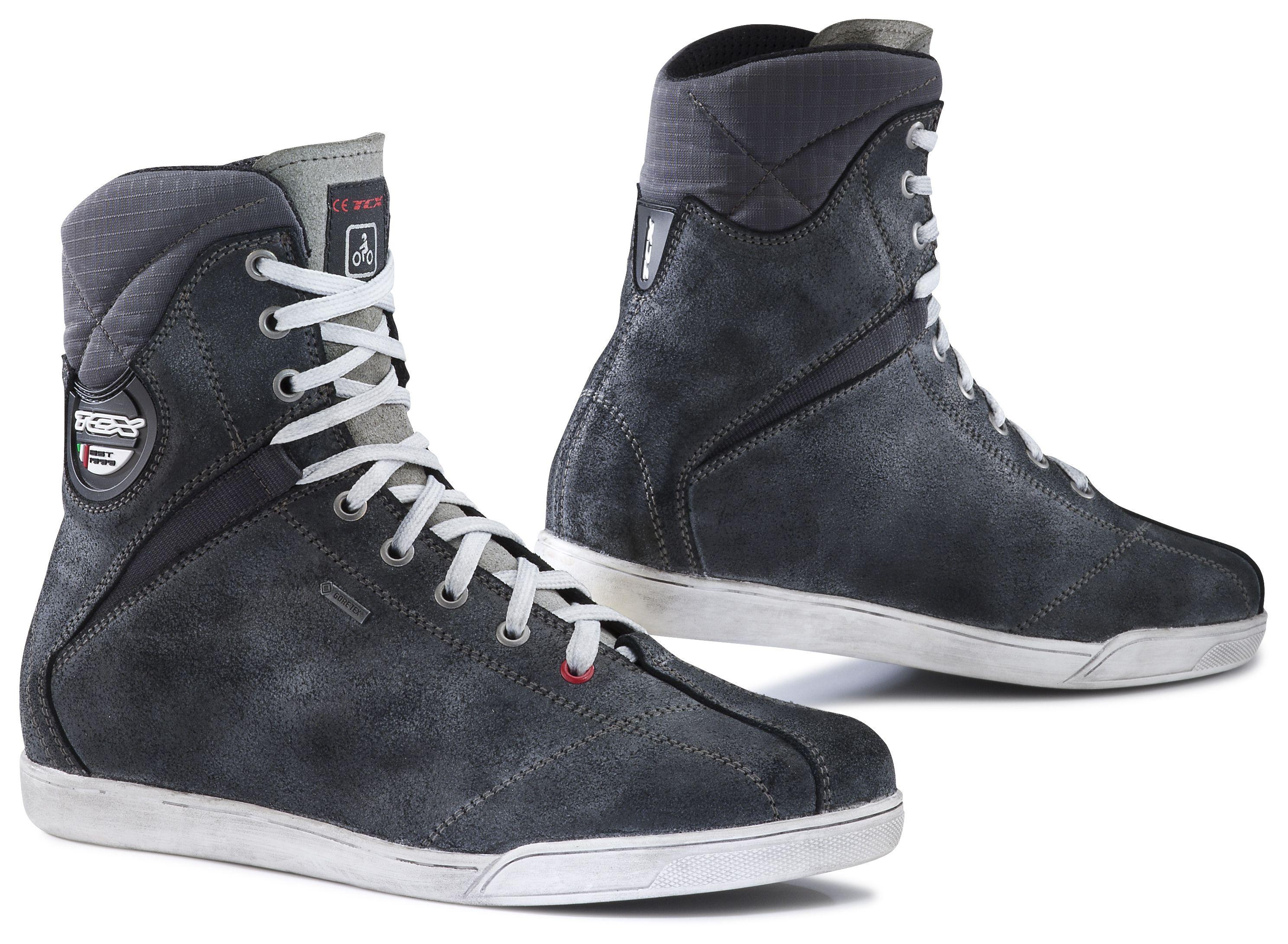 Tcx X Rap Gore Tex Shoes Size 38 Only Revzilla