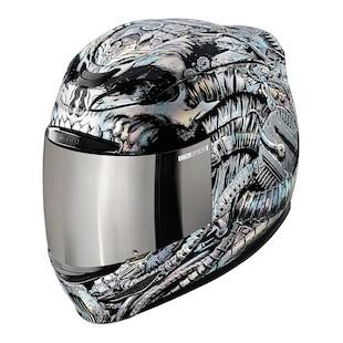 Icon Airmada Bioskull Helmet