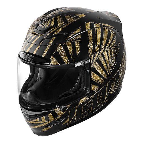 Icon Airmada Spaztyk Helmet - RevZilla
