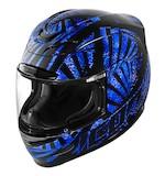 Icon Airmada Spaztyk Helmet - Closeout