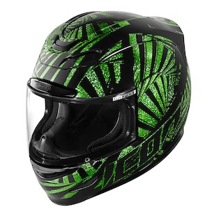Icon Airmada Spaztyk Helmet (Size XL Only)