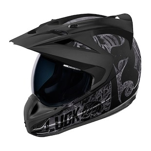 Icon Variant Hard Luck Helmet