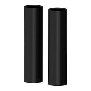 Roland Sands Smooth 49mm Upper Fork Tube Covers For Harley Dyna 2006-2016