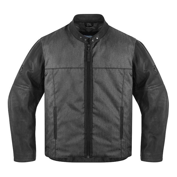 ... Textile Jackets · Icon Closeouts · ICON Jackets · Icon 1000. Black
