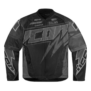 Icon Hooligan Spaztyk Jacket