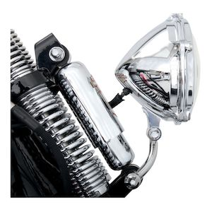 Roland Sands Headlight Bracket For Harley Springer 1988-2011