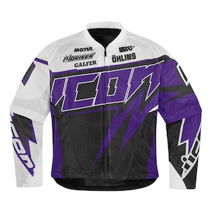 Icon Hooligan Spaztyk Women's Jacket [Size MD Only]