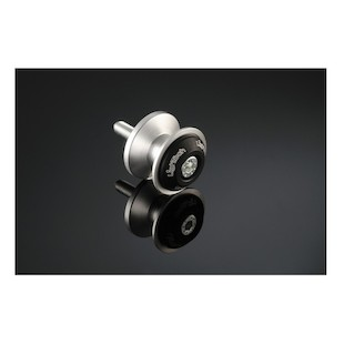 LighTech Swingarm Spool Sliders Black / 6MM [Open Box]