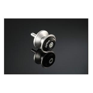 LighTech Swingarm Spool Sliders Black / 6mm [Open Box]