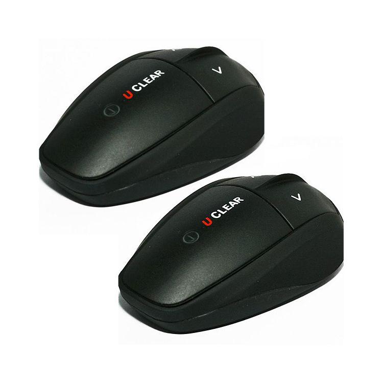 UCLEAR HBC200 Force Bluetooth Communicator - Dual Pack [Open Box]