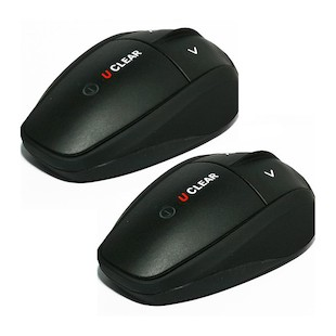 UCLEAR HBC200 Force Bluetooth Communicator - Dual Pack [Open Box]