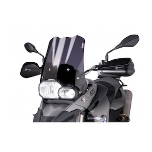 Puig Touring Windscreen BMW F800GS / F650GS 2008-2014 Dark Smoke [Previously Installed]