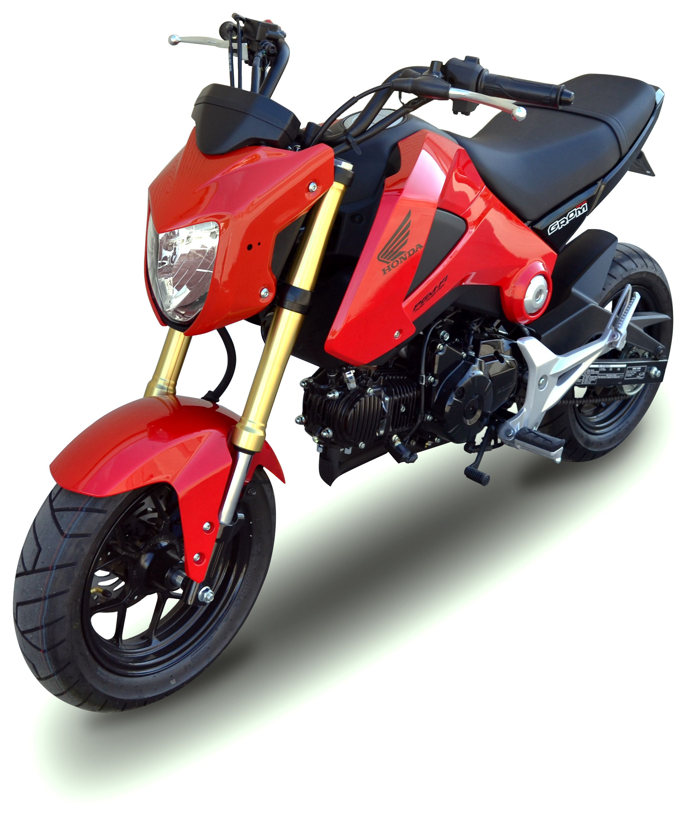 2015 Honda Grom >> Hotbodies Mask Front Fairing Honda Grom 2014 2015 20 29 99 Off Revzilla