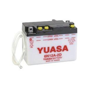 Yuasa 6N12A-2D Conventional Battery