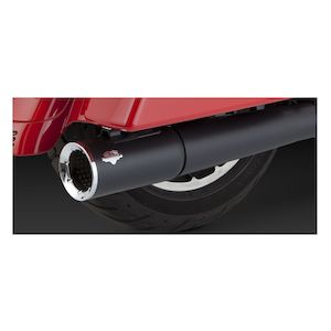 Vance & Hines Pro Pipe Exhaust For Harley Touring 2010-2016